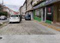 Rúa Firrete, unha das que vanse reparar cos fondos do POS 2020.