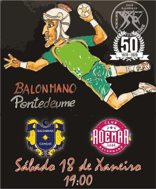 Clube Balonmán Pontedeume