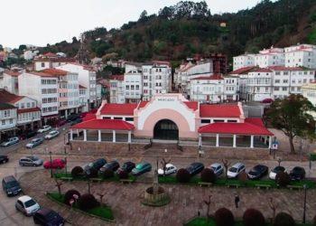 Mercado Municipal Pontedeume.