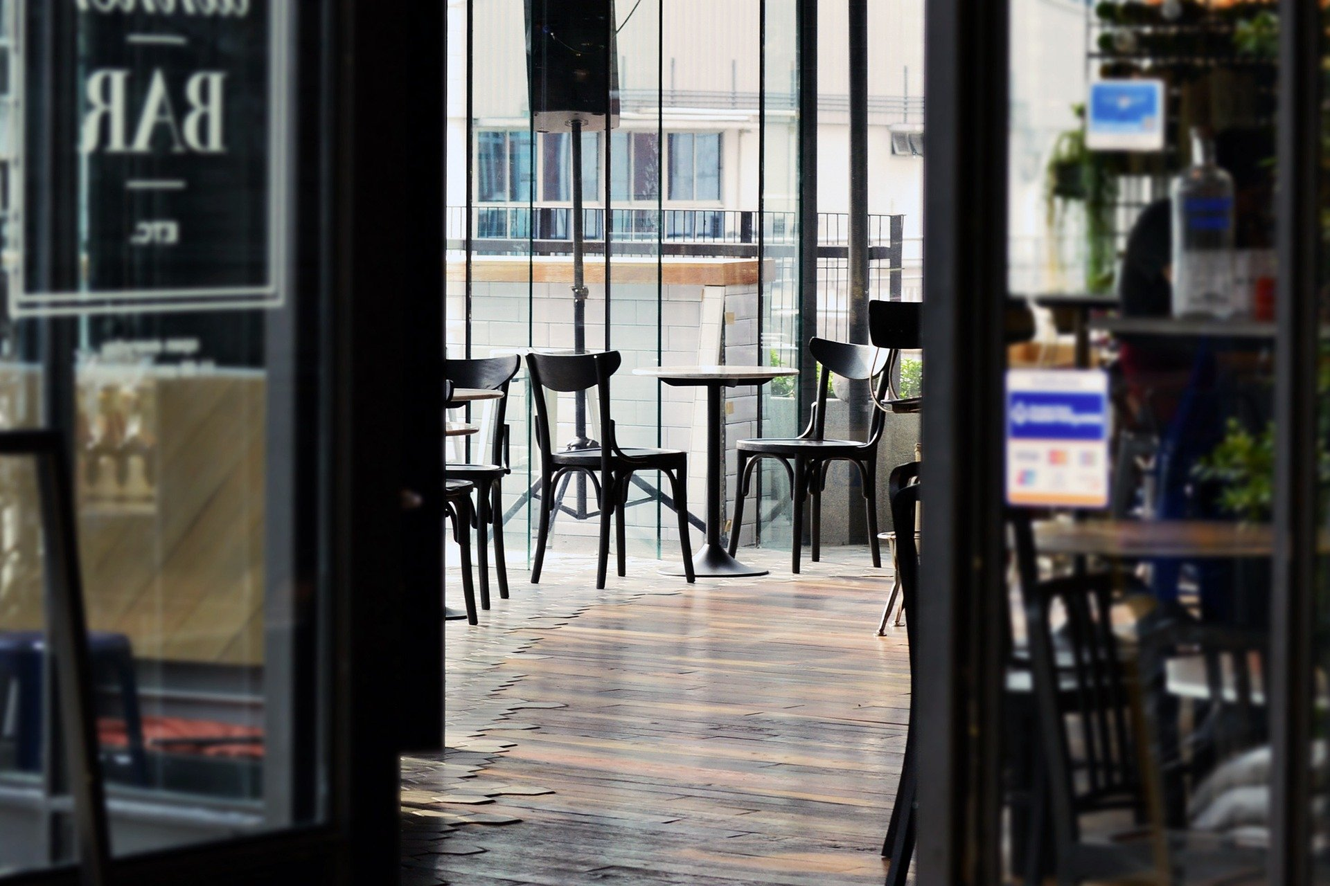 Imagen de una cafetería
