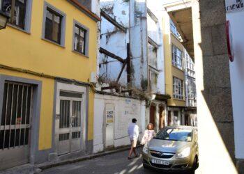 Ferrol Vello es una de las zonas incluidas en el Plan Estatal de Vivienda 2018-2021