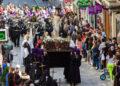 Cofradía de la Soledad en la Semana Santa de Ferrol