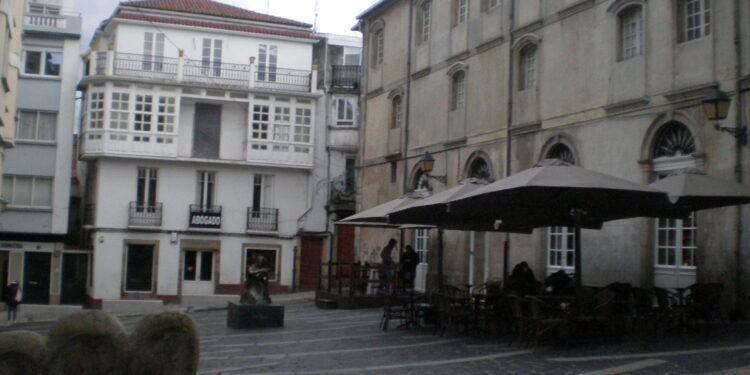 Praza do Pan de Pontedeume