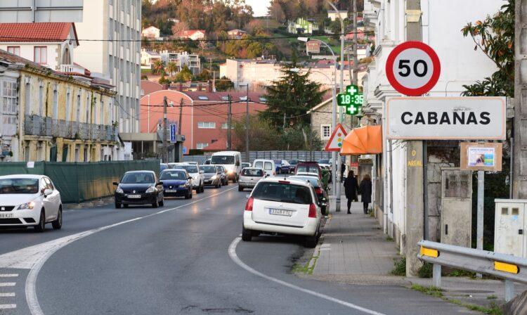 El concello permanecerá aislado del resto del área sanitaria debido a los criterios de la Xunta