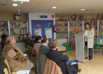 La alcaldesa de Narón, Marián Ferreiro, en uno de los actos por el Día de Rosalía