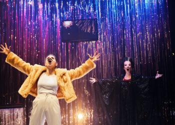 Teatro en Vilo en una actuación