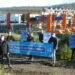 """El diputado ferrolano """"Mon"""" Fernández y otros responsables comarcales del BNG realizaron esta semana un acto de protesta en el peaje de Cabanas"""