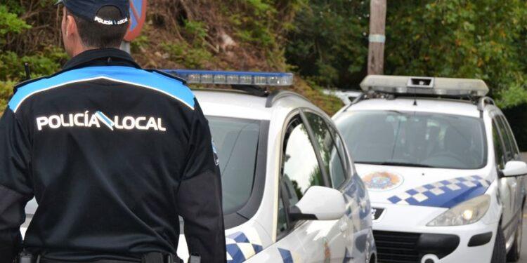 Imagen de un policía local