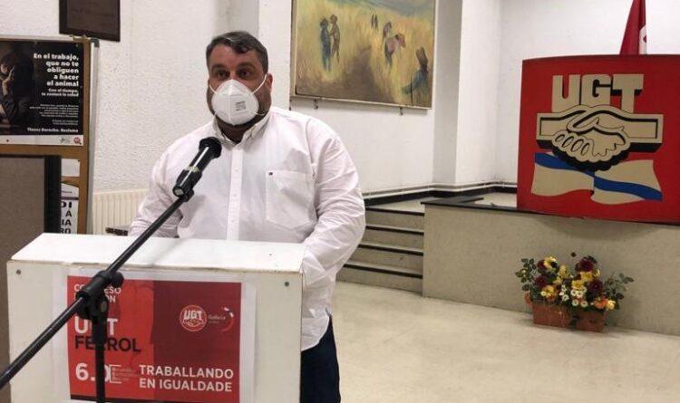 José Antonio Díaz fue reelegido al frente del sindicato
