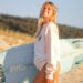 Yoli Rodríguez comenzó su carrera como surfista | CEDIDA