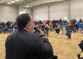 Cerca de 200 trabajadores y trabajadoras de la planta somocense participaron en la asamblea