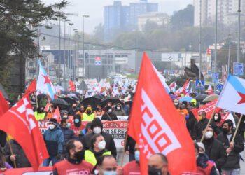 Manifestación del pasado 10 de marzo