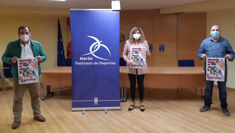 Imagen de la presentación de la prueba
