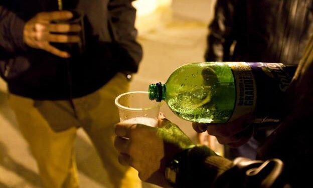 La Policía Local de Ferrol hadenunciado a 16 personas por consumir alcohol en la víapública