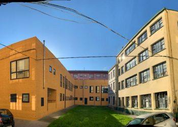 Centro de salud de Cedeira