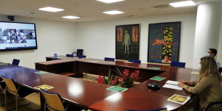 La reunión entre Narón, Xunta y otros municipios