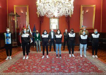 La recepción en el ayuntamiento   CONCELLO DE SANTIAGO