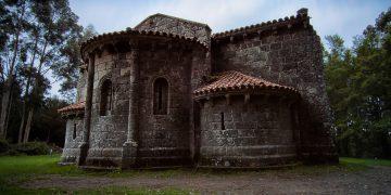 San Miguel de Breamo, en Pontedeume