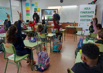 Diez centros educativos de Narón participaron en el programa