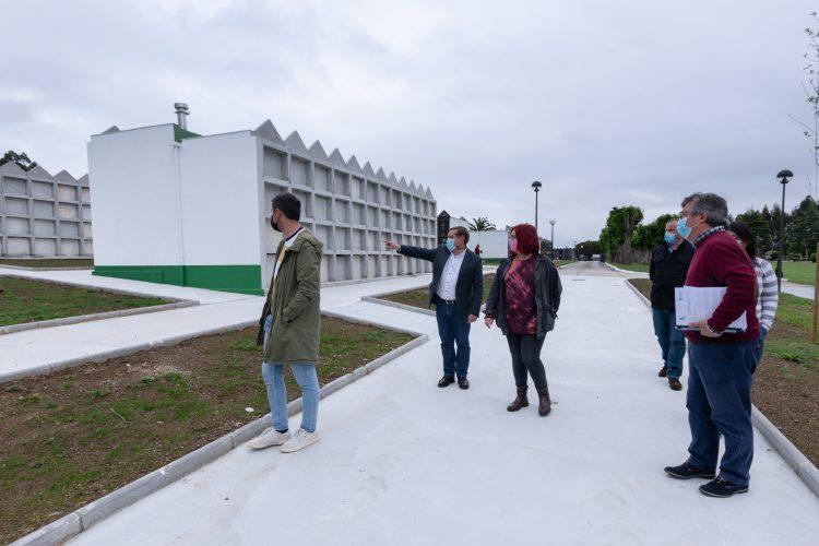 El alcalde Juventino Trigo visitó el renovado recinto