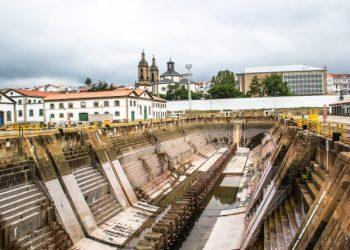 La vinculación de la ciudad con la construcción naval es uno de los haberes de esta candidatura