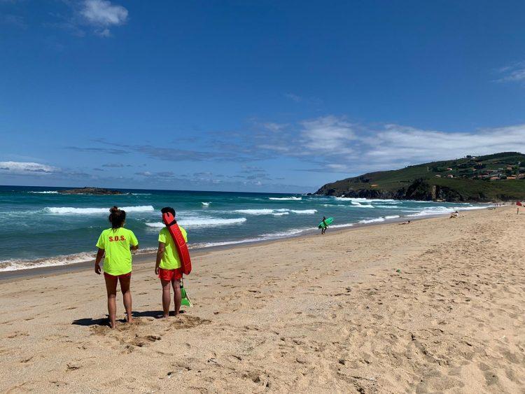 Las siete playas del municipio recibieron la máxima calificación
