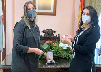 Lara Méndez y Silvia Alonso | CONCELLO DE LUGO