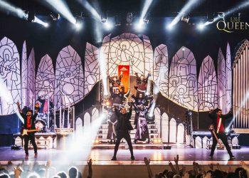 El espectáculo We love Queen homenajea a la mítica banda británica