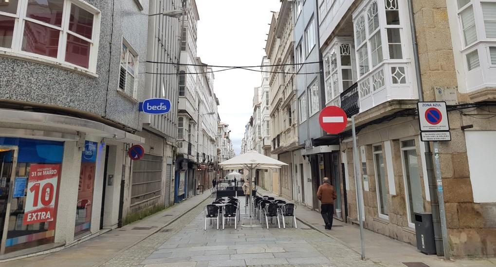 El proyecto recoge la peatonalización de la calle Magdalena