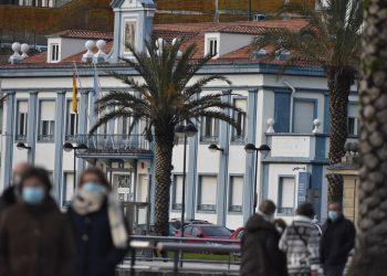 Sede de la Autoridad Portuaria