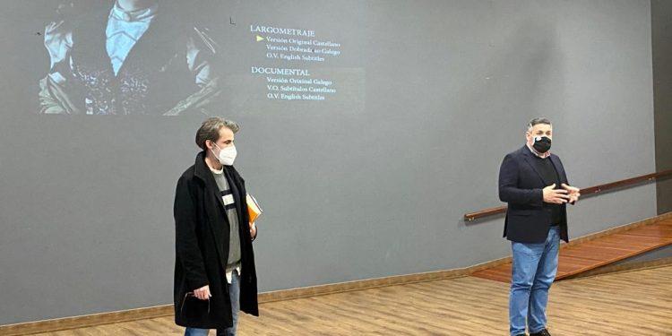Inauguración de las Jornadas Literarias.