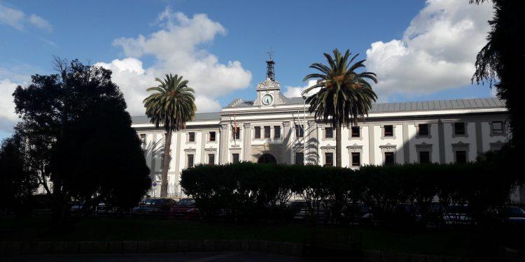 Imagen de la Audiencia de A Coruña