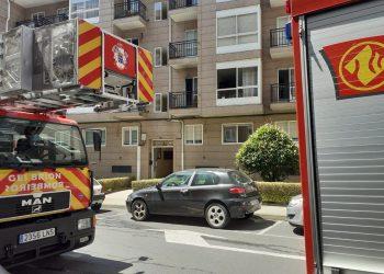 El GES de Brión interviene en un incendio en Ames   AYUNTAMIENTO DE BRIÓN