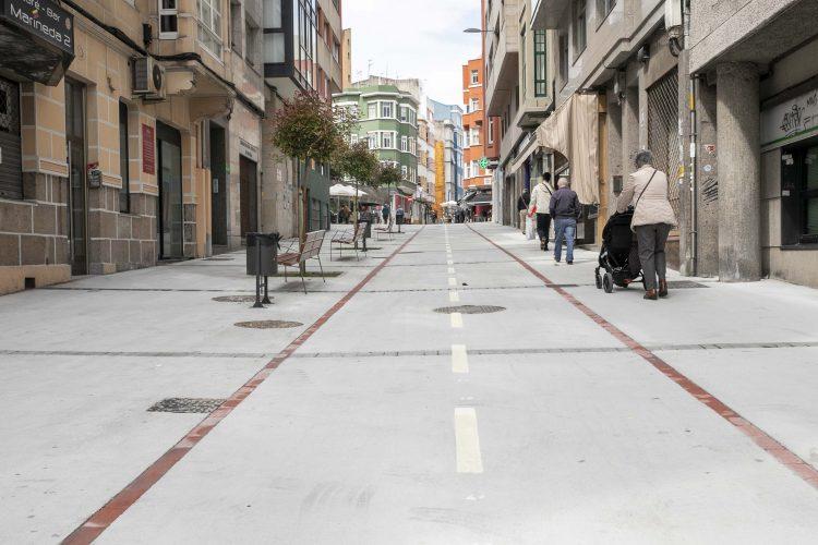 Calle Pardo de Cela | CONCELLO DE A CORUÑA