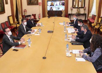 Primera reunión de la comisión   CONCELLO DE A CORUÑA