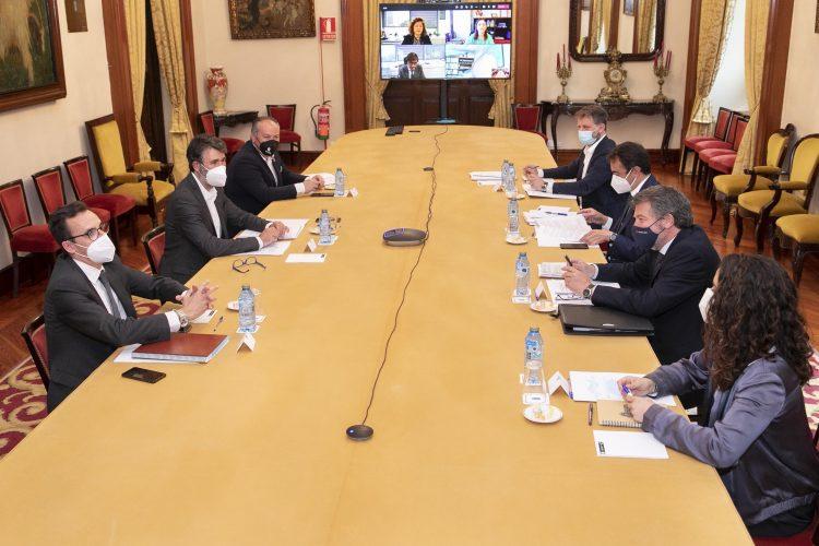 Primera reunión de la comisión | CONCELLO DE A CORUÑA