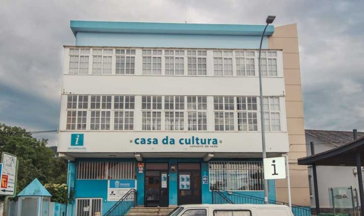 Casa de Cultura en Neda.