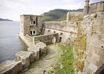 Castillo de San Felipe en Ferrol