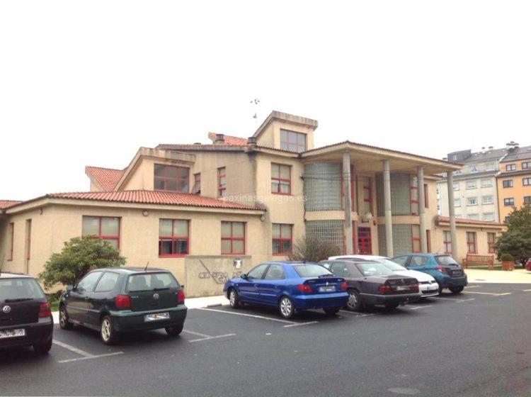 Centro de Salud de As Pontes.
