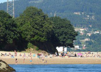 La playa de Caranza contará con servicio de socorrismo durante los tres meses de verano