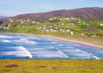 Playa de Pantín, uno de los atractivos sugeridos.