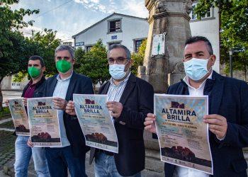 Presentación de la conmemoración de la batalla de Altamira | DEPUTACIÓN DA CORUÑA