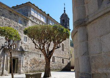Centro histórico de Viveiro.