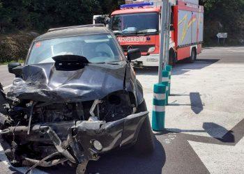 Accidente en Portanxil | AYUNTAMIENTO DE BRIÓN