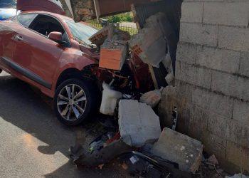 Accidente en Bertamiráns | CONCELLO DE BRIÓN