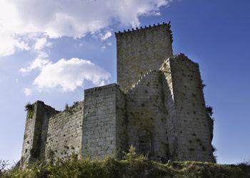 El Castillo de los Andrade, en Pontedeume.
