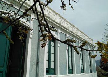 Centro Cocial de la Agrupación Instrutiva   AGRUPACIÓN INSTRUTIVA DE CAAMOUCO