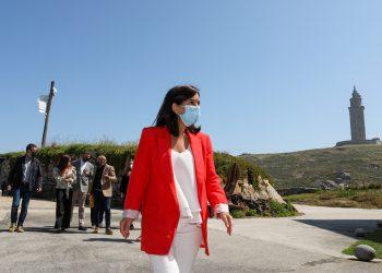 Inés Rey hace balance de sus dos primeros años de mandato   AYUNTAMIENTO DE A CORUÑA