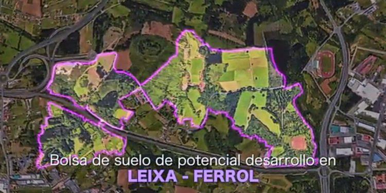 En su proyecto inicial el parque industrial sumaba 900.000 metros cuadrados