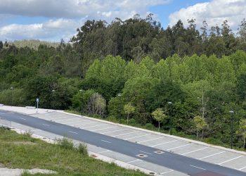 La ubicación propuesta por el PSOE para crear el área de autocaravanas | PSOE DE O PINO